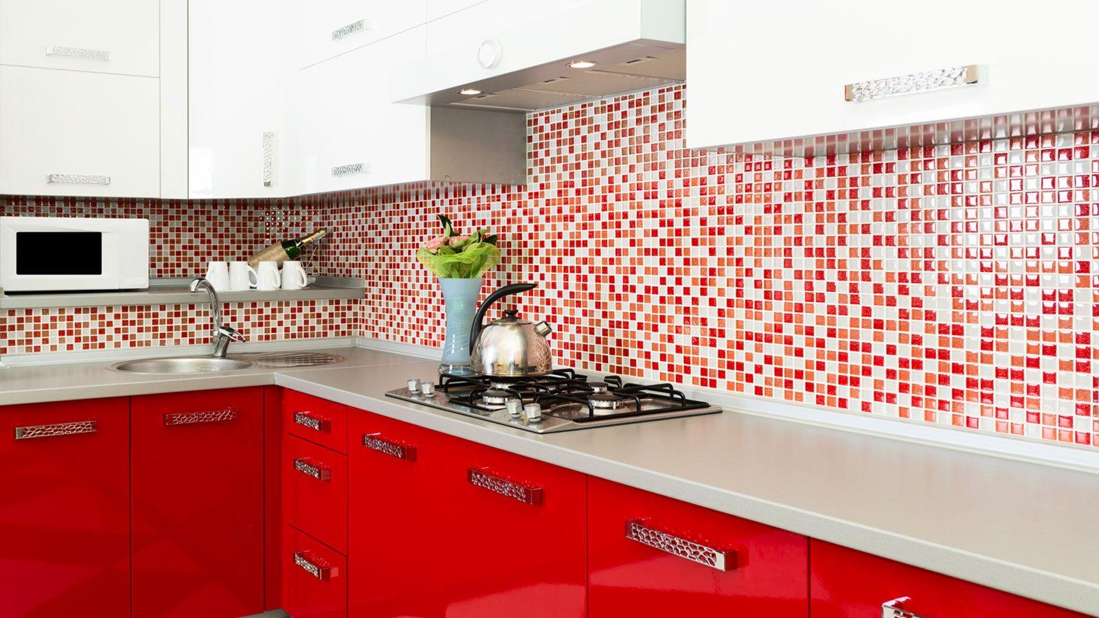 Uma Cozinha Vermelha Para Te Inspirar Amo Kitchenaid