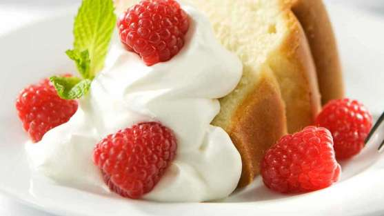 Confeitaria KitchenAid - O creme Chantilly