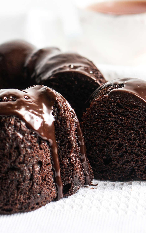 Bolo De Chocolate Sem Lactose Amo Kitchenaid